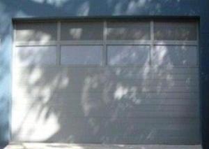 Dominator Milano Garage Door