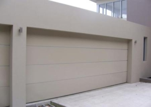 Plywood Sectional Overhead